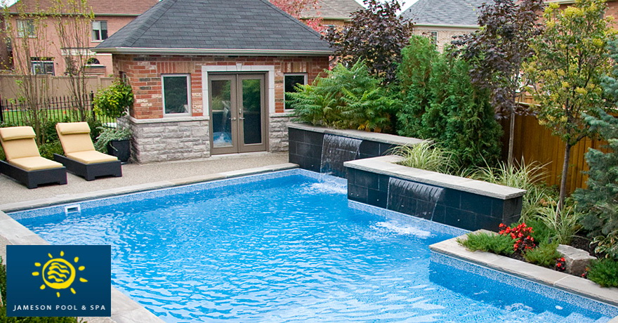 Jameson Pool Spa Vacation At Home Build Your Oasis Now