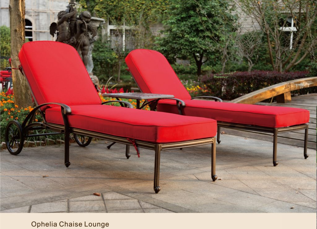 Ophelia Chaise Lounge 1 199 Now Only 749 Jameson Pool